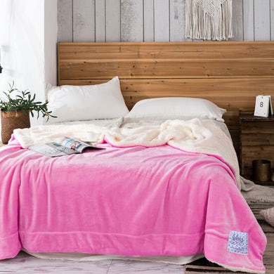 Piper Rockelle BBY Sherpa Blanket