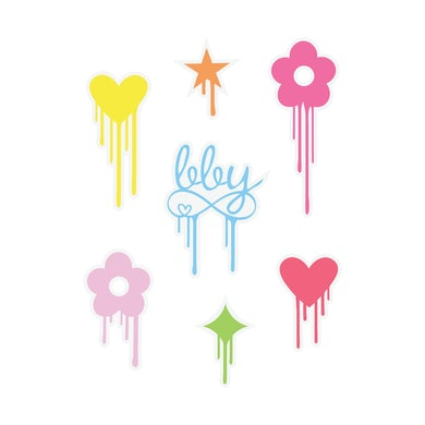 Piper Rockelle BBY Wall Decal Stickers