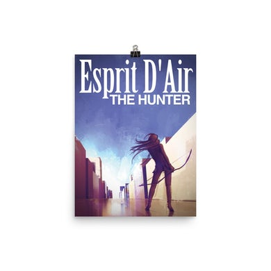 Esprit D'Air The Hunter Poster