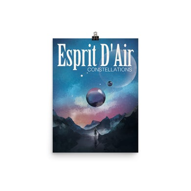 Esprit D'Air Constellations Poster