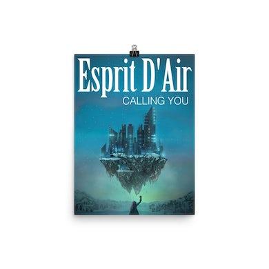 Esprit D'Air Calling You Poster