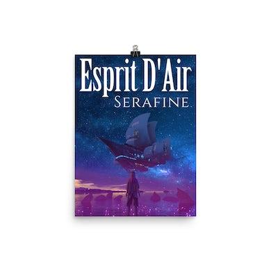 Esprit D'Air Serafine Poster