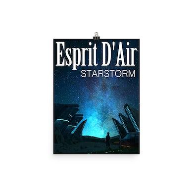Esprit D'Air Starstorm Poster