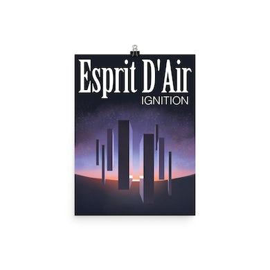 Esprit D'Air Ignition Poster