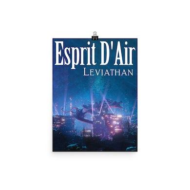Esprit D'Air Leviathan Poster