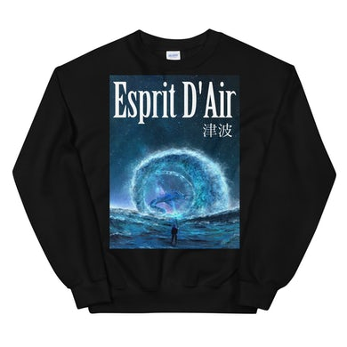 Esprit D'Air 津波 ('Tsunami') Sweatshirt