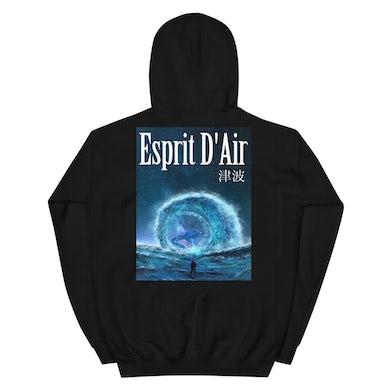 Esprit D'Air 津波 ('Tsunami') Hoodie