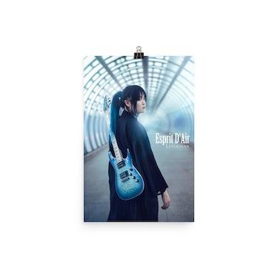 Esprit D'Air Leviathan Kai Poster