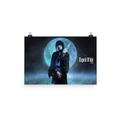 Esprit D'Air 津波 ('Tsunami') Kai Poster