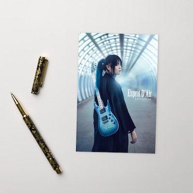 Esprit D'Air Leviathan Kai Postcard
