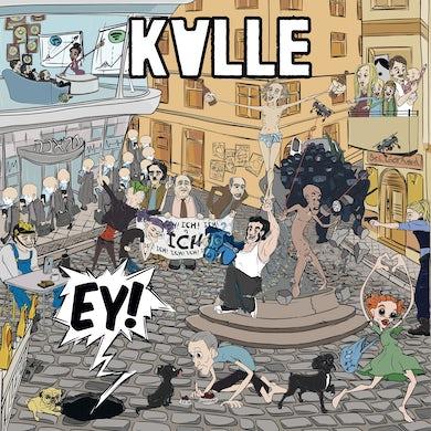 Kalle - Ey! (lilanes Vinyl)