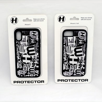 Hospital Records Stickers Phone Case