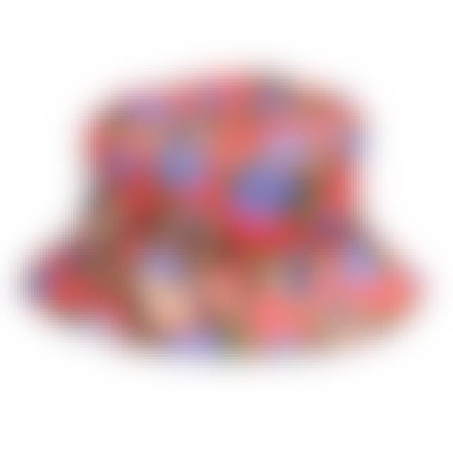 Hospital Records Reversible Hawaian Bucket Hat