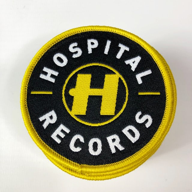 Hospital Records Hospital Sew-On Patches
