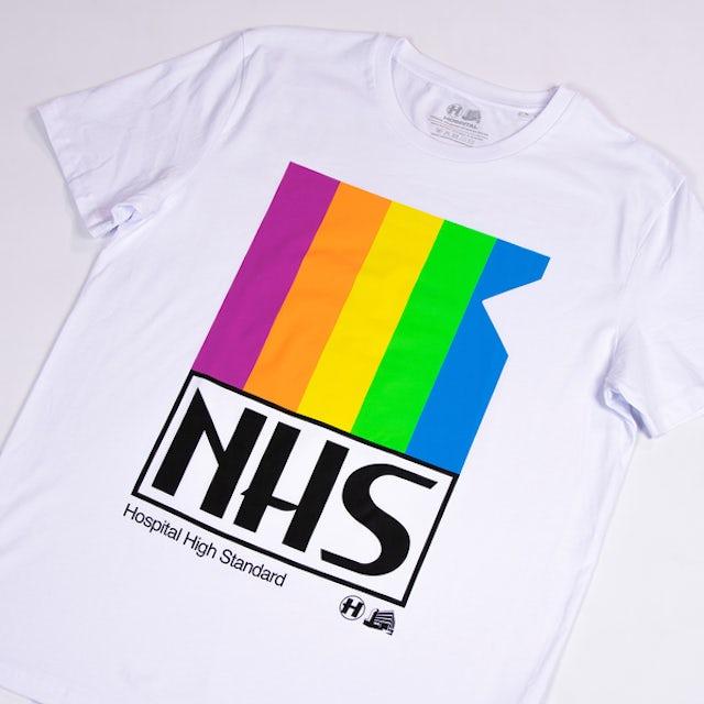 Hospital Records NHS VHS Tee