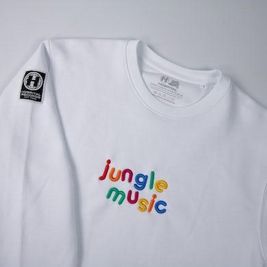 Hospital Records Jungle Music Crew - White