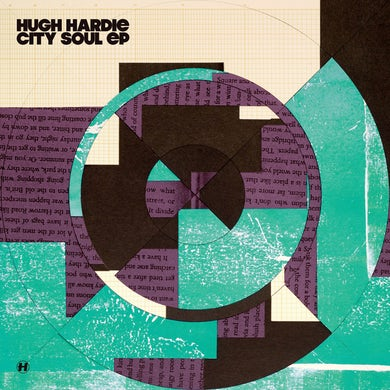 Hugh Hardie City Soul EP