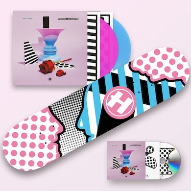 Hugh Hardie Shadows and Silhouettes SKATEBOARD BUNDLE