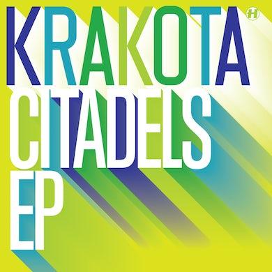 Krakota Citadels EP (Vinyl)