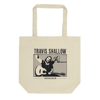 Travis Shallow Eco Tote Bag