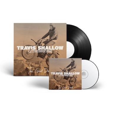 Travis Shallow Vinyl/CD Bundle - The Great Divide