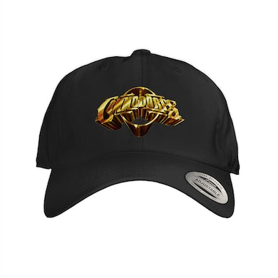 The Commodores Embroidered Logo Dad Hat (Gold / Black)