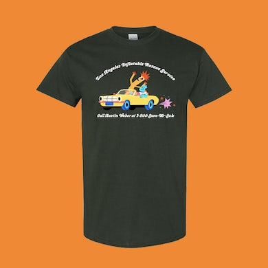 Los Angeles Inflatable Rescue Service T-Shirt