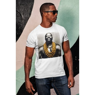 Solid Gold Tee (White)