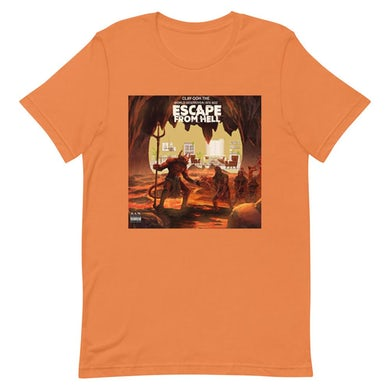 Clay-Doh The World Destroyer Clay Escape From Hell T