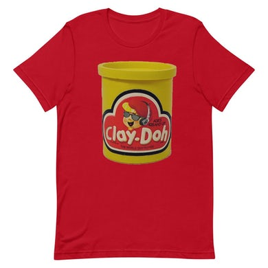 Clay-Doh The World Destroyer Clay Play Doh T