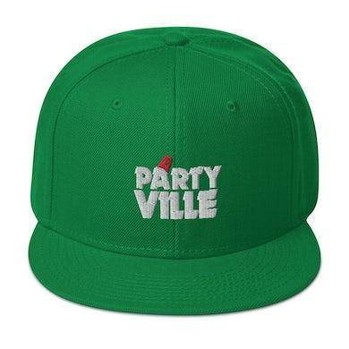 CasinoATX Partyville Snapback Hat