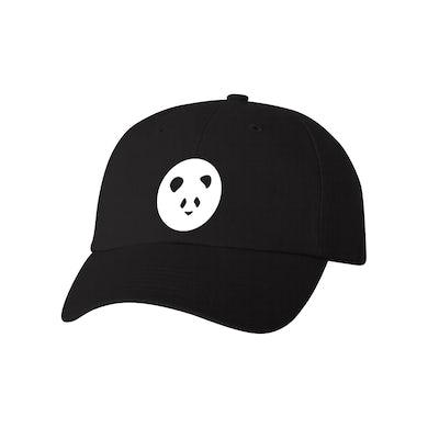 Deorro White Circle Panda Dad Hat Pre-Order