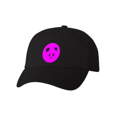 Deorro Purple Circle Panda Dad Hat Pre-Order