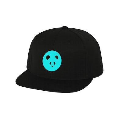 Deorro Blue Circle Panda Snapback Pre-Order