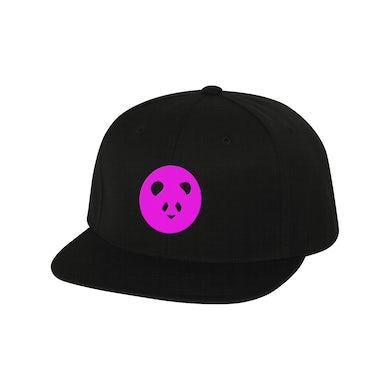 Deorro Purple Panda Circle Snapback Pre-Order