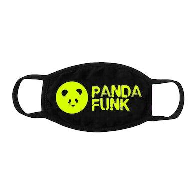 Deorro Panda Funk Circle Mask (Green Print) Pre-Order