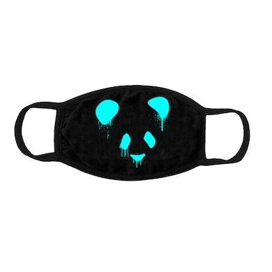 Deorro OG Panda Mask (Blue Print) Pre-Order