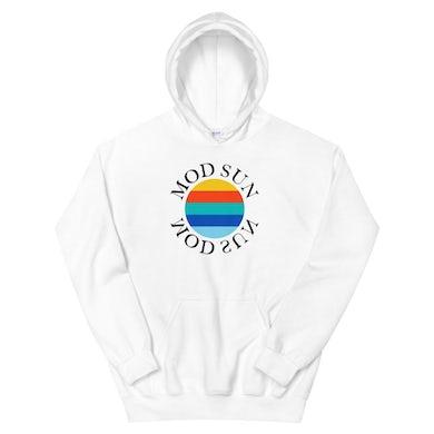 MOD SUN Rainbow Circle Hoodie (MULTIPLE COLORS)
