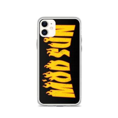 MOD SUN Flame Black iPhone Case