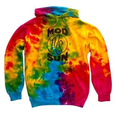 MOD SUN Tye Dye Hoodie