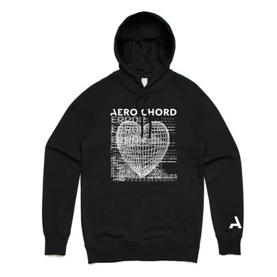 Aero Chord Hoodie (Black)