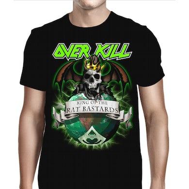 Overkill King of the Rat Bastards T-Shirt