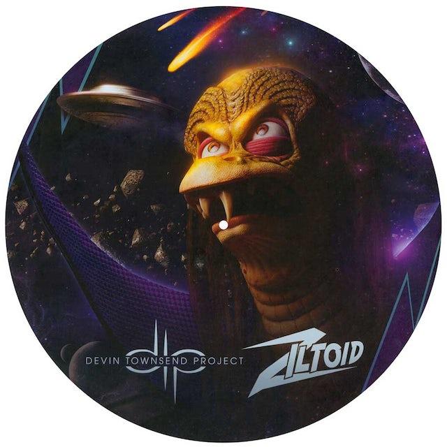Devin Townsend Project Ziltoid Slipmat