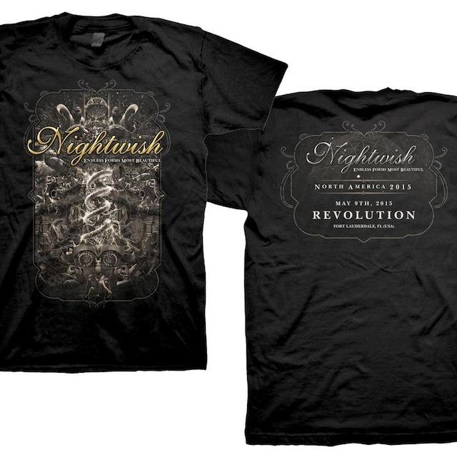 Nightwish May 9th Revolution - , Fort Lauderdale FL