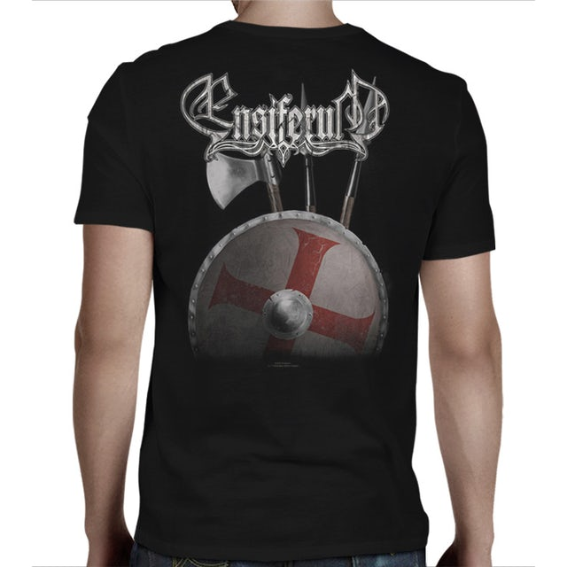 Ensiferum Viking with Shield T-shirt