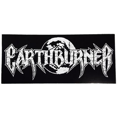 Earthburner Logo Sticker