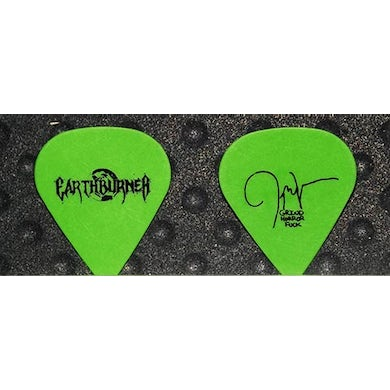Earthburner Grind Horror Guitar Pick