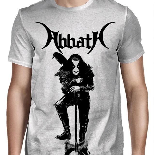ABBATH Guardian White T-Shirt