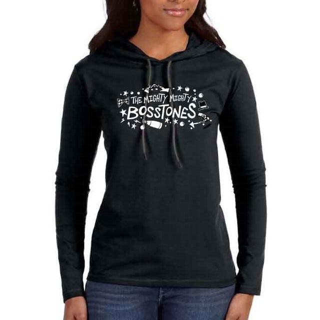 Mighty Mighty Bosstones Hometown Throwdown Ladies Hooded Tee