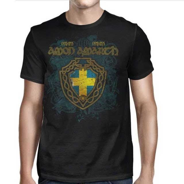 Amon Amarth Sweden T-Shirt